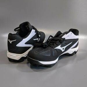 Mizuno Baseball Cleats Cleats #320505 Sz: 9